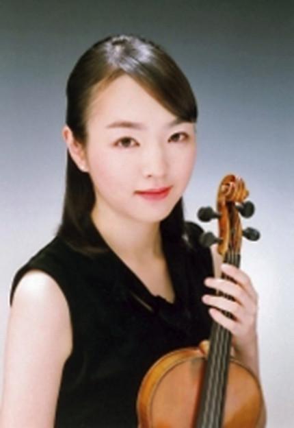 Photos: 中川直子 なかがわなおこ ヴァイオリン奏者 ヴァイオリニスト Naoko Nakagawa