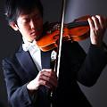 佐藤久成 さとうひさや ヴァイオリン奏者 ヴァイオリニスト   Hisaya Sato