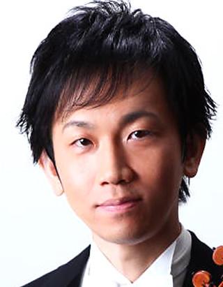 佐藤久成 さとうひさや ヴァイオリニスト Hisaya Sato