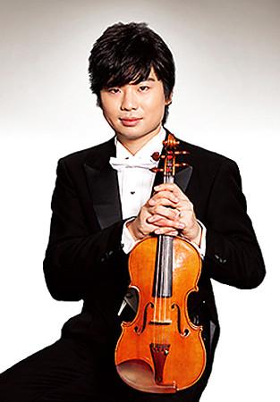水谷晃 みずたにあきら ヴァイオリン奏者 ヴァイオリニスト