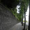 Photos: 品川 三菱開東閣の石塀