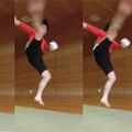 Photos: アクション練習の様子です