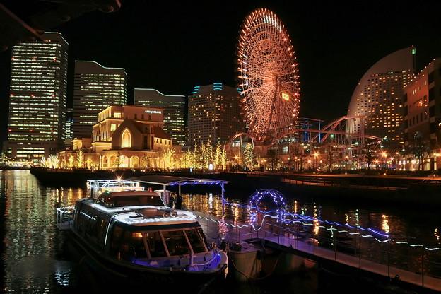 横濱的新夜景