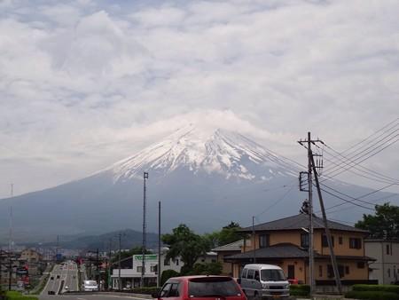 130519 富士見バイパスからの富士山
