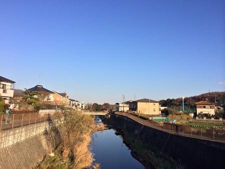 131213 鶴見川ラン