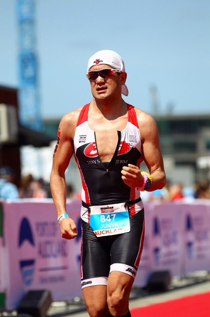 IM 70.3 Auckland Run02