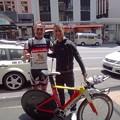 写真: IM 70.3 Auckland. with Crowie
