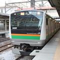 E233系3000番台タカL05編成 高崎線 3938M 快速アーバン 上野