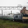 Photos: E233系7000番台ハエ110編成 配給回送 (13)