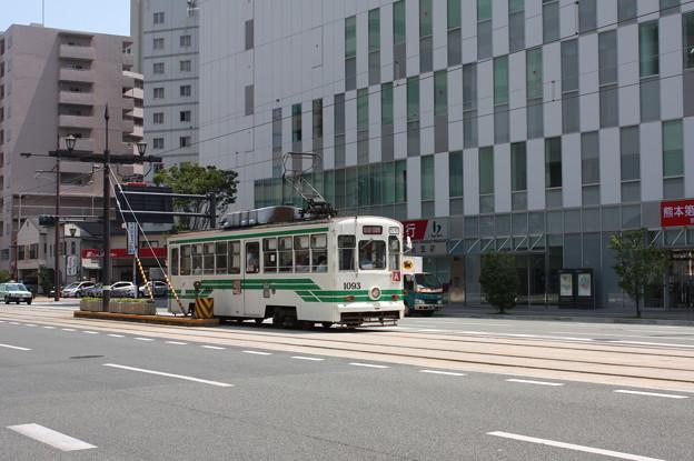 熊本市交通局1090形1093