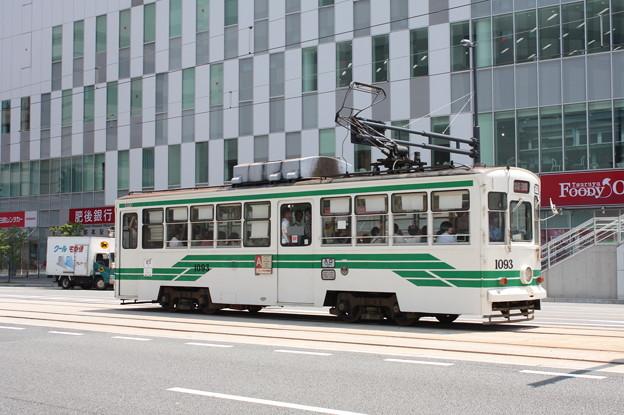 熊本市交通局1090形1093 (1)