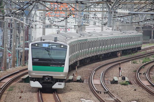 Photos: E233系7000番台ハエ108編成 (1)