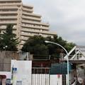 Photos: 撤去作業が始まった東急東横線の線路