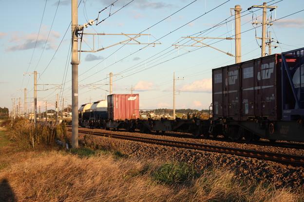 2094レ コンテナ列車 連続写真 (50)
