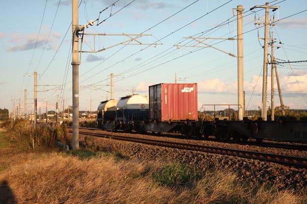 2094レ コンテナ列車 連続写真 (52)