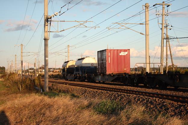 2094レ コンテナ列車 連続写真 (53)