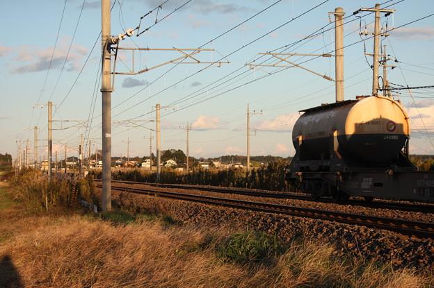 2094レ コンテナ列車 連続写真 (58)