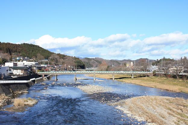 久慈川 大子町