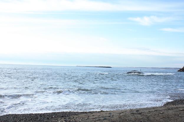 大洗の海 IMG_57892