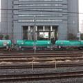 Photos: 緑色のタキ1000形とタキ43000形