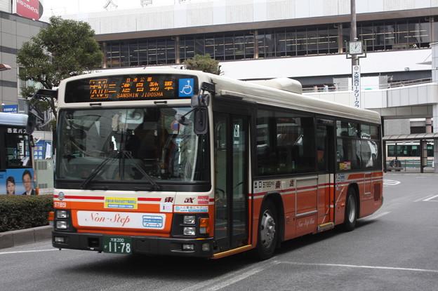 東武バス 9789号車