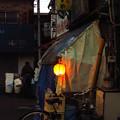 横浜橋商店街裏通り