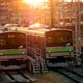 JR 東神奈川車庫