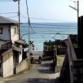 写真: 江ノ電・鎌倉高校前~腰越間