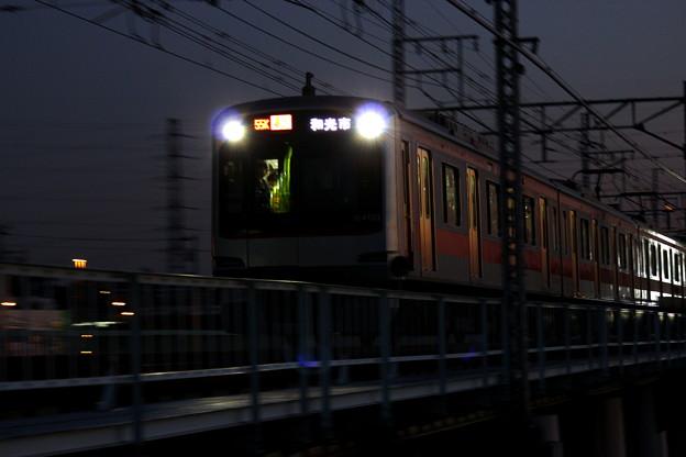 東急東横線・鶴見川橋梁