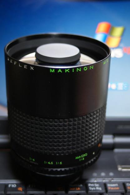 MAKINON MC 500mm F8 Reflex