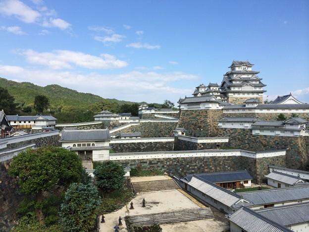 三重県にもあった姫路城