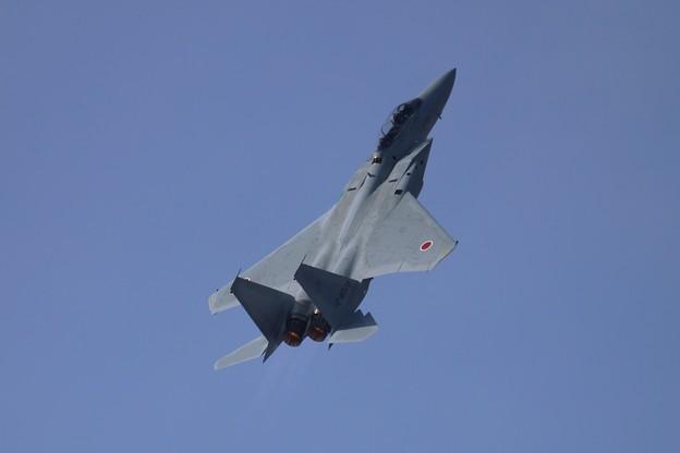F-15J 上昇