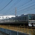 Photos: 207系東西線直通快速