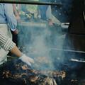 Photos: 暑い日に焼肉