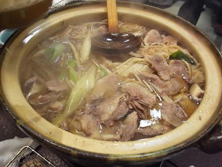 割烹かまた 合鴨鍋