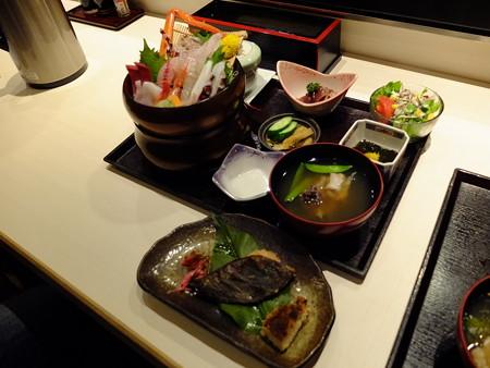 海の幸味どころ 軍ちゃん 高田店 味処膳(焼魚)