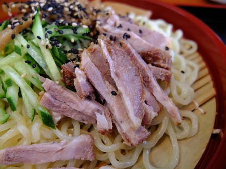 天ぷら五郎 つけラーメン アップ2