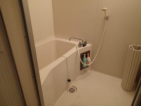 ライダーハウスHAYATE VIPルーム浴室
