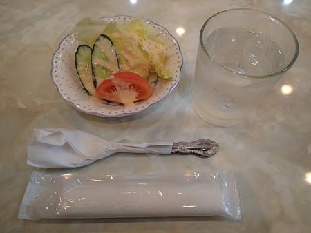 Rider's Cafe 珈琲物語 サラダなど