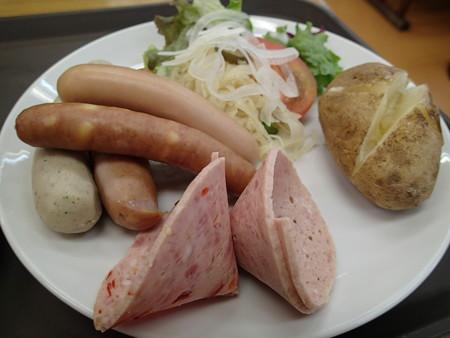 腸詰屋 軽井沢1号店 ソーセージセット アップ