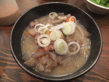 浜焼太郎 上越高田店 まぐろのもつ煮 ¥450