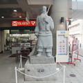 Photos: 関羽の像
