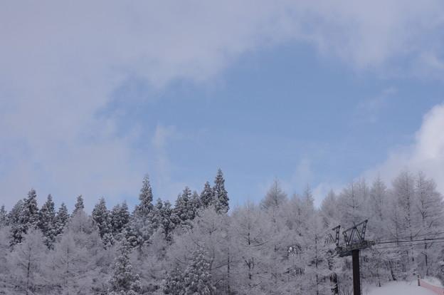 Photos: つかの間の青空