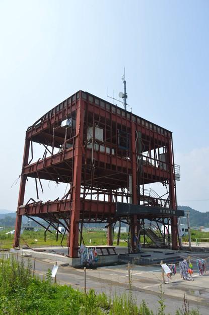 南三陸町 防災対策庁舎