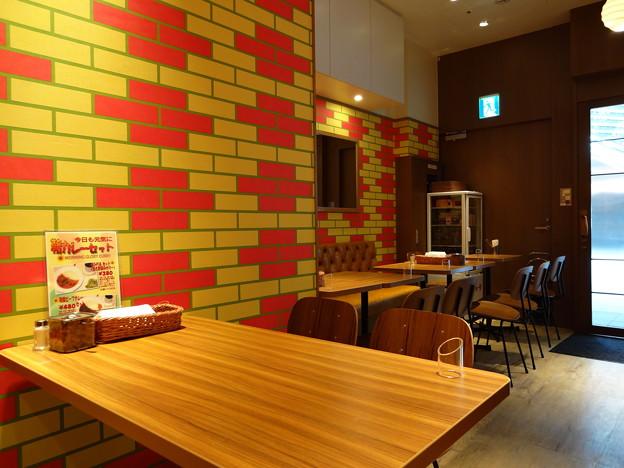 写真: エチオピアカリーキッチン 御茶ノ水ソラシティ店 店内(1)
