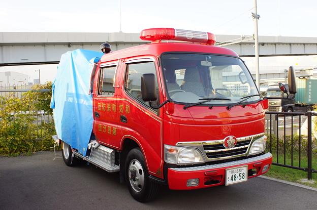 岡山県代表 和気町消防団