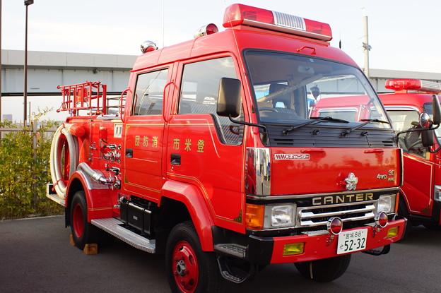宮城県代表 登米市消防団