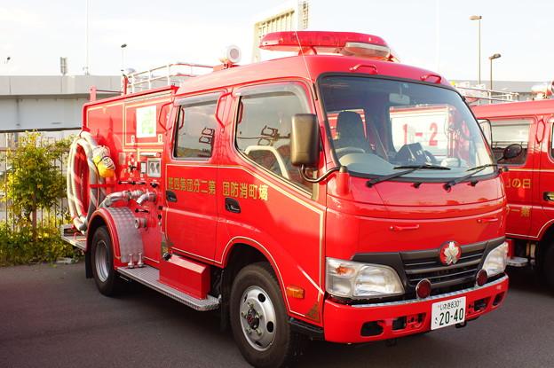 福島県代表 塙町消防団