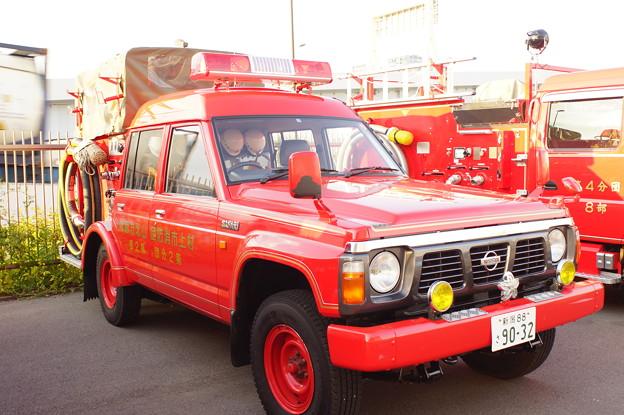 新潟県代表 村上市消防団