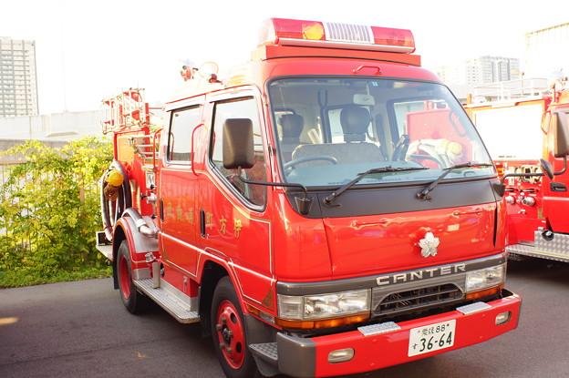 愛媛県代表 伊方町消防団